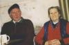 Islanders Pat Brady and Teresa McGowan (nee Heraughty) 1990