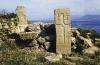 Relickoran and cross inscribed pillar